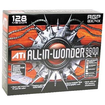 ALL IN WONDER 9600XT WINDOWS 7 64 DRIVER