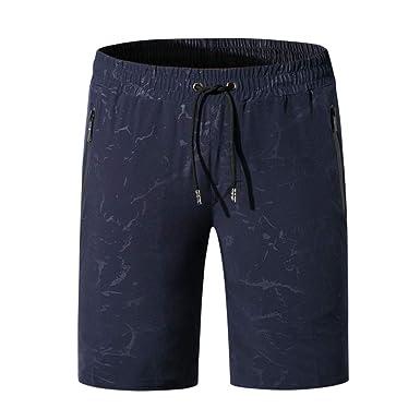 Pantalones de chándal Sueltos Ocasionales Pantalones de baño ...