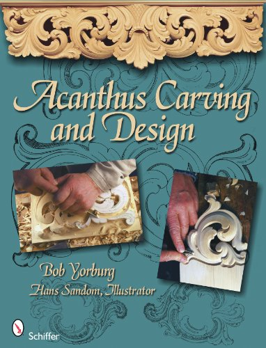 Acanthus Carving -