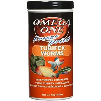 Amazon com : Hikari Bio-Pure Freeze Dried Tubifex Worms for Pets