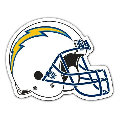 - Fremont Die NFL Los Angeles Chargers 12-Inch Vinyl Helmet Magnet