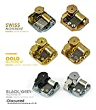 18 Note Mechanical Movement Music Box Component