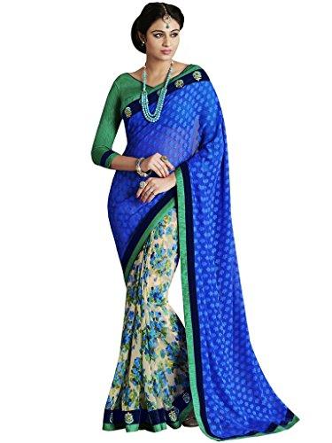 Party Wear bollywood Sarees budget Designer Fab in Jay Sarees stylish UwqOpSxA