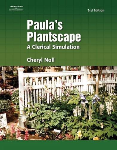 Download Paula's Plantscape pdf