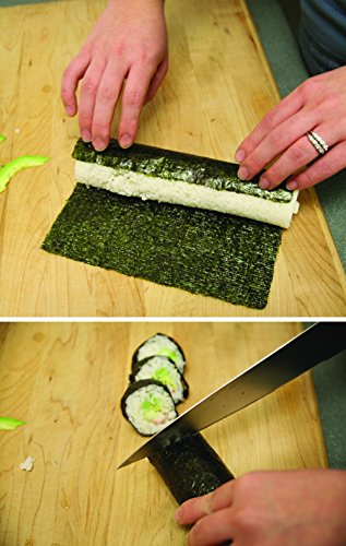Camp Chef Sushezi Roller Kit - Sushi Rolls Made Easy by Sante (Image #5)