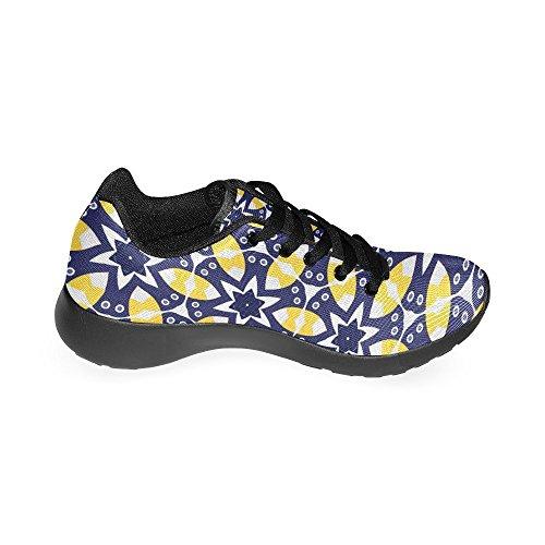 Zapatillas Zenzzle de Mujer de Running Negro Lona Negro Para rrdqvg