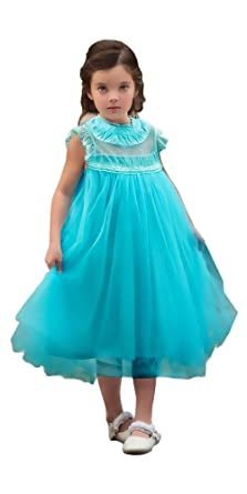 b5c3bfe43 ALLESSANDRA DRESS LIGHT BLUE (3T). Roll over image to zoom in. Trish Scully  Child
