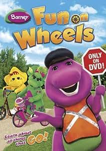 Barney Fun on Wheels