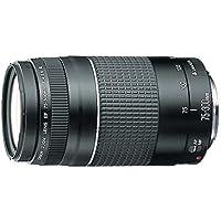Canon 6473A003 EF 75-300mm f/4-5.6 III Telephoto Zoom Lens (OpenBox)