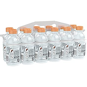 533a00565f5a1 Gatorade Mixed Berry Clear 12 Ounce 12 Count