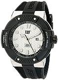 CAT WATCHES Men's SE14121212 Shockmaster Analog Display Quartz Black Watch