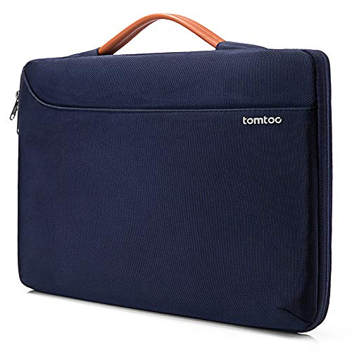 tomtoc 360° Protective Laptop Sleeve Case for 2018 MacBook
