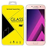 SAMSUNG Galaxy A3 (2017) Tempered Glass, SAMSUNG Galaxy A3 (2017) Screen Protector, Tempered Glasses by Hupshy