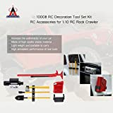 Goolsky 6Pcs AUSTAR 10008 RC Decoration Tool Set