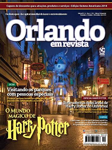 Orlando em Revista Ed. 10 - O Mundo Mágico de Harry Potter (Portuguese Edition) -