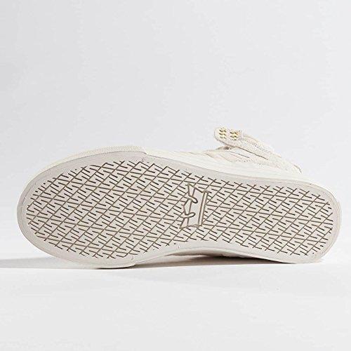 Supra Kvinders Skytop Sneaker OffHvid / OffHvid XAzXfnlTTA