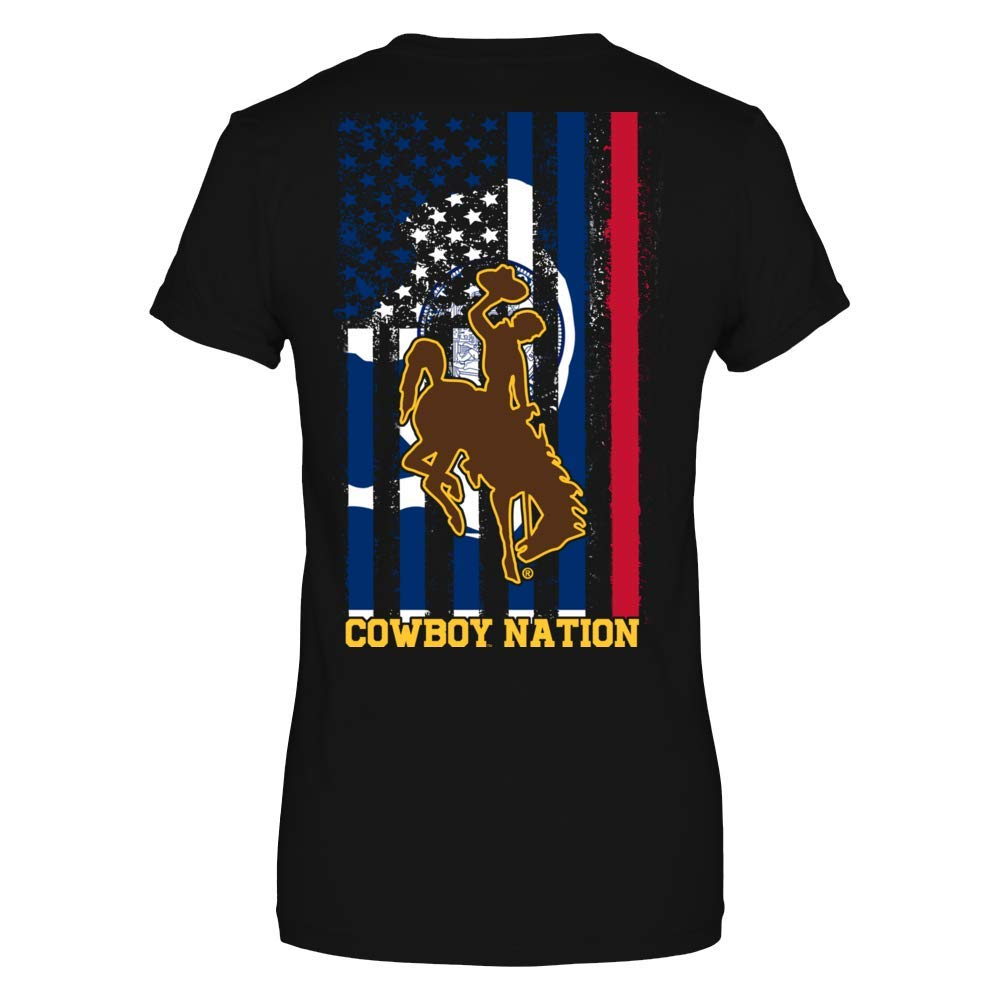 Wing Cow T Shirt State Flag Nation