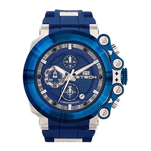 BTECH BT-CC-314-04 Watch, Blue
