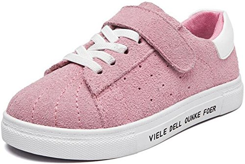ppxid-boys-girls-suede-leather-outdoor-casual-board-running-sneakers-pink-10-us-size