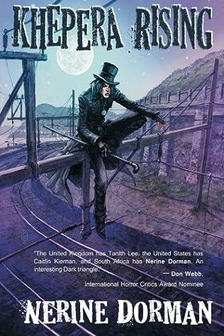 book cover of Khepera Rising