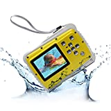 Kids Digital Camera,STD 12mp HD 3M Waterproof Action - Best Reviews Guide