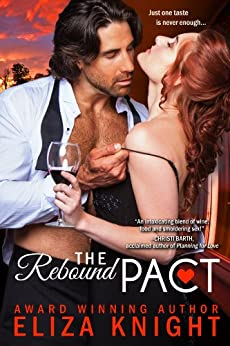 The Rebound Pact by [Knight, Eliza]