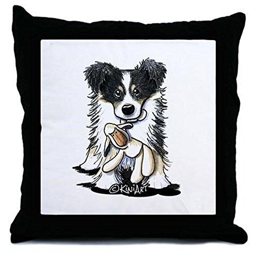 CafePress - Tri-Color Border Collie - Decor Throw Pillow (18