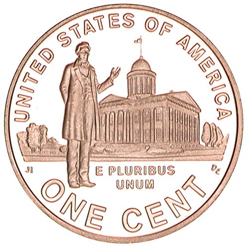 2009 S Lincoln Professional Life Cent Gem Deep Cameo Proof Penny