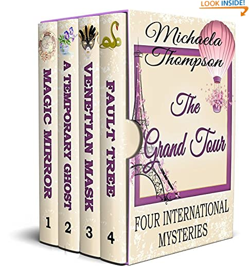 The Grand Tour: Four International Mysteries by Michaela Thompson