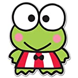 Hello Kitty Keroppi car bumper sticker decal 4″ x 5″