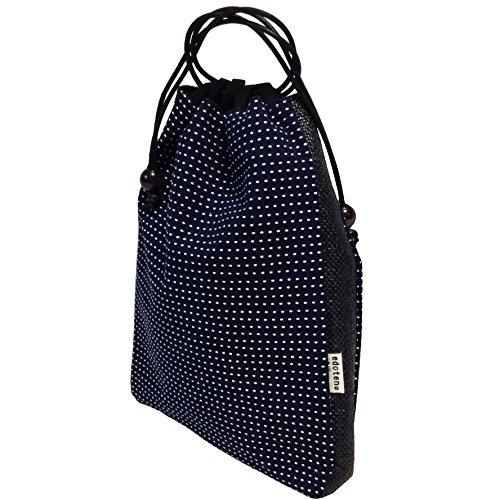10e68ce94e560 日本製 刺子生地信玄袋(しんげんぶくろ) ホットセール2018 - test ...