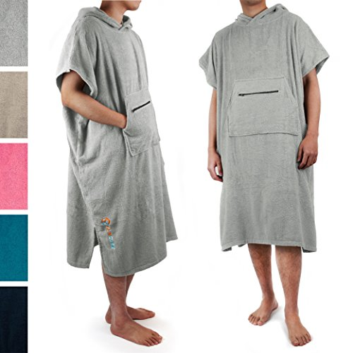 Changing Robe with Hood |Terry Cotton Changing Towel ()