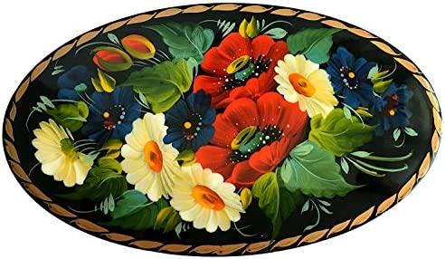 Caja de madera organizador de joyas ucraniano Souvenir ...