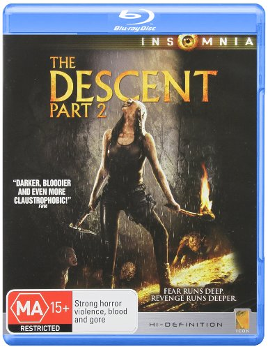 Descent 2 [Blu-ray]