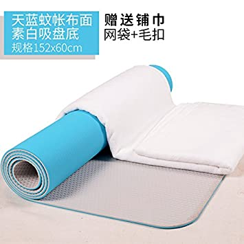 YOOMAT Trompeta Esterilla de Yoga Fitness 4Mm Pad Primer ...