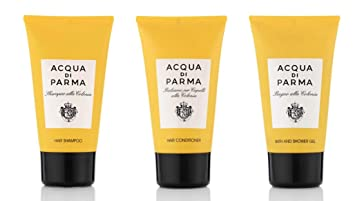 Acqua di Parma Colonia Gift Set - Shampoo, Conditioner and Shower Gel