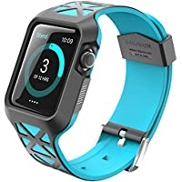 Apple Watch Case, i-Blason Unity Series Premium Hybrid Protective Bumper Protective Case for Apple Watch 42 mm...