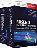 Rosen's Emergency Medicine - Concepts and Clinical Practice, 2-Volume Set : Expert Consult Premium Edition - Enhanced Online Features and Print, Marx, John and Hockberger, Robert, 1455706051