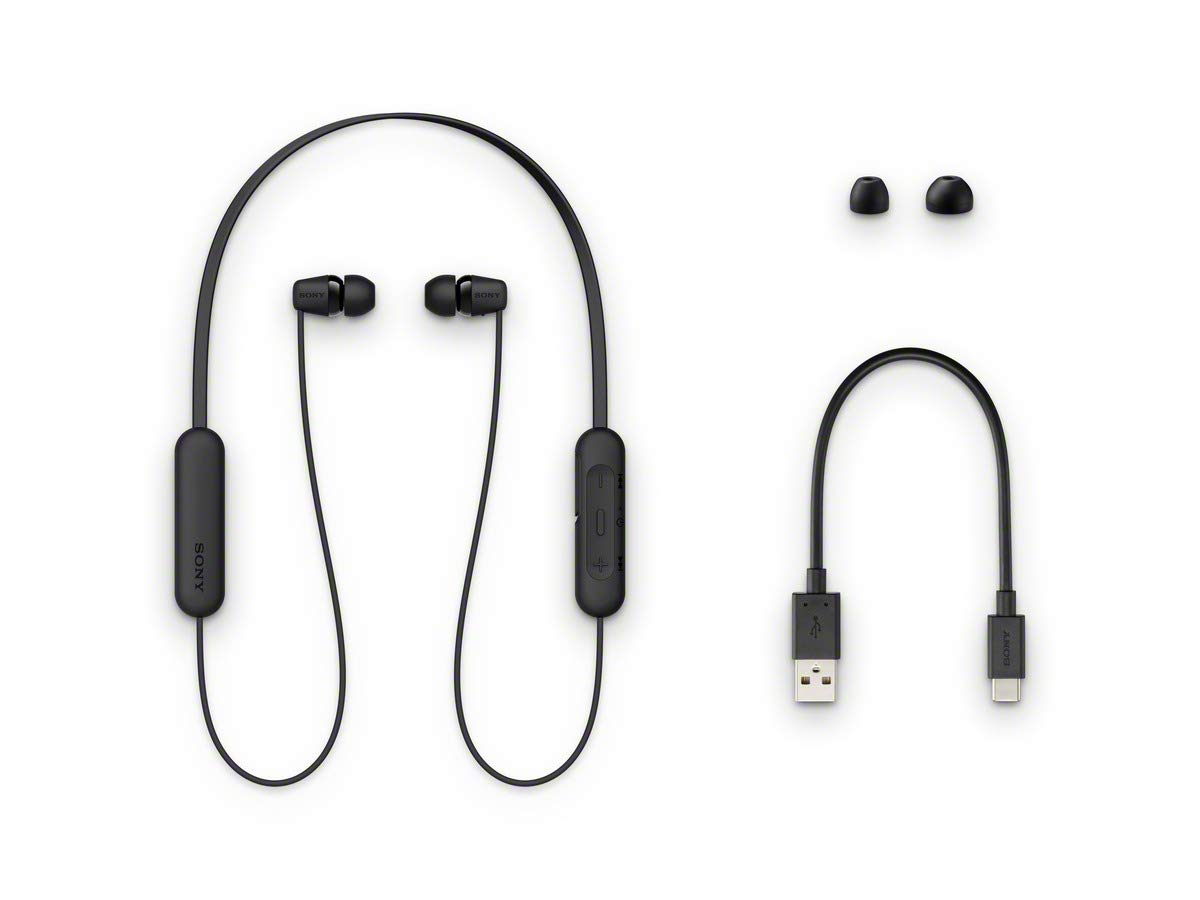 Sony Wi C200 Wireless Bluetooth Headphon Buy Online In Bangladesh At Desertcart