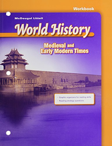 World History: Medieval and Early Modern Times - Workbook