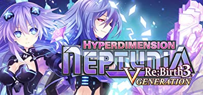 Hyperdimension Neptunia Re;Birth3 V Generation [Online Game Code]