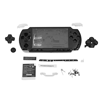 ASHATA Reemplazo de Funda Portátil para Sony PSP 2000 ...