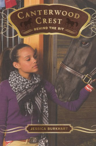 Download Behind The Bit (Turtleback School & Library Binding Edition) (Canterwood Crest) pdf