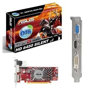 ASUS - Radeon HD6450 1GB PCIe DDR3