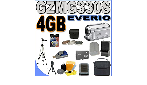 2 Pack JVC Everio GZ-MG230 Camcorder Memory Card 2 x 16GB microSDHC Memory Card with SD Adapter