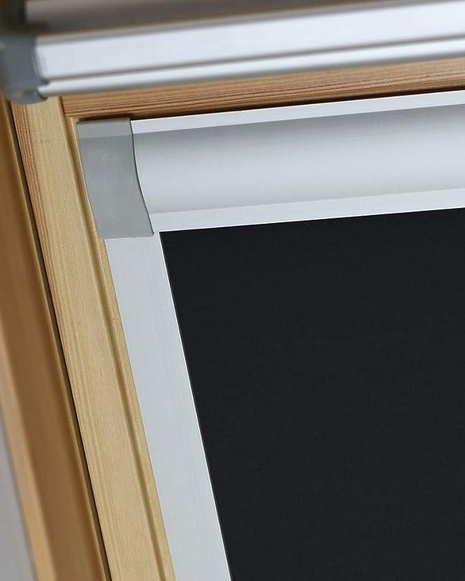 Bloc Skylight Store M4 A Pour Dakstra Fenetres De Toit Blockout Noir Amazon Fr Cuisine Maison