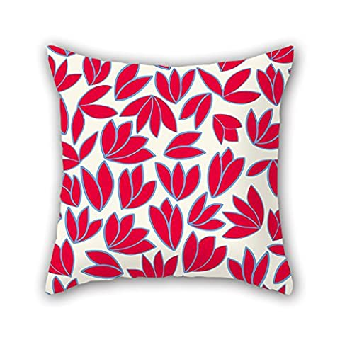 PILLO Flower Throw Pillow Covers 18 X 18 Inches / 45 By 45 Cm Gift Or Decor For Wedding,floor,kids,outdoor,car Seat,kids Girls - Each - Expandable Dj System