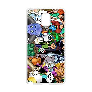 DAZHAHUI Cartoon Family Design Best Seller High Quality Phone Case For Samsung Galacxy Note 4