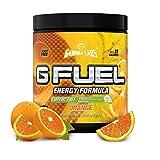Gamma Labs G Fuel Orange Caffeine Free Version, Orange, 300 Grams 40 Servings offers