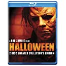 Halloween (Two-Disc Unrated Collector's Edition) [Blu-ray]